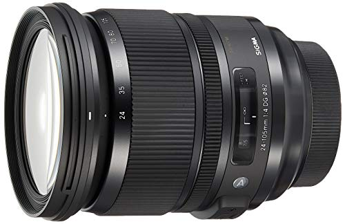 Sigma 24-105mm F4.0 Art DG HSM Lens for Sony A-...
