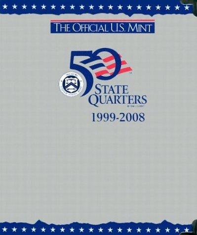 Quarter Whitman State Album (The Official U.S. Mint 50 State Quarters P & D Album by H E Harris & Co (2001-06-01))