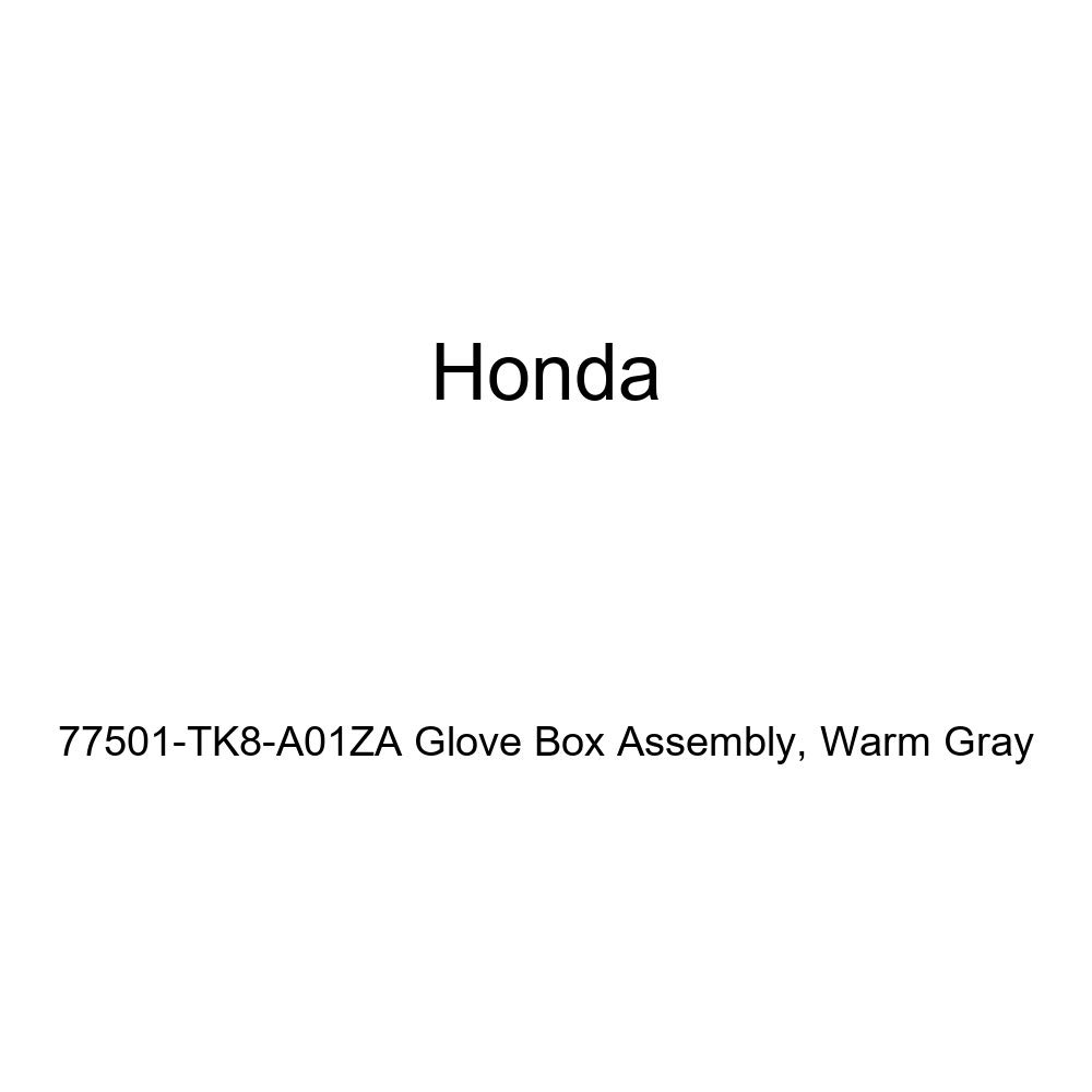 Honda Genuine 77501-TK8-A01ZA Glove Box Assembly Warm Gray