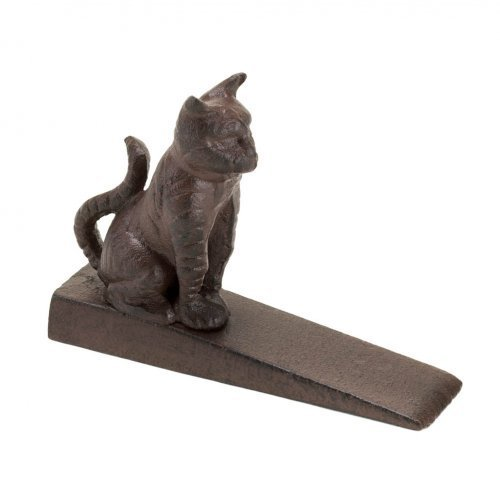 Koehler Home Decor Cute Kitty Cat Door Stopper by Home Locomotion
