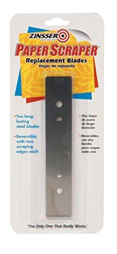 Zinsser #02988 2PK Scraper Replacement Blade
