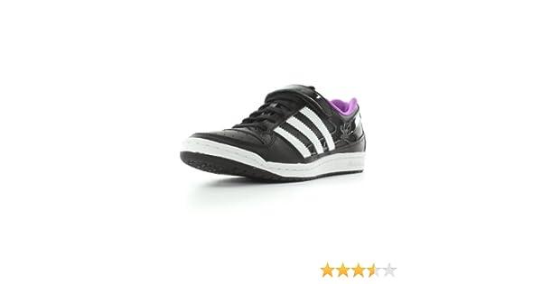 adidas Forum Sleek w - Zapatillas de Deporte de Cuero para Mujer ...