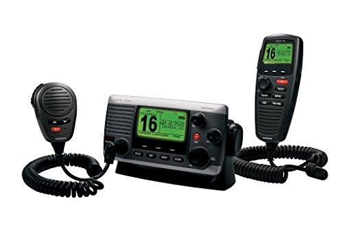 Garmin 010-00755-11 VHF 200i Seefunkgerät schwarz