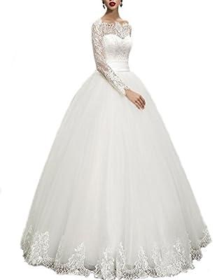 WeddingDazzle Wedding Dresses Ball Gown Sweetheart Wedding Gown Wedding Bridal for Women's