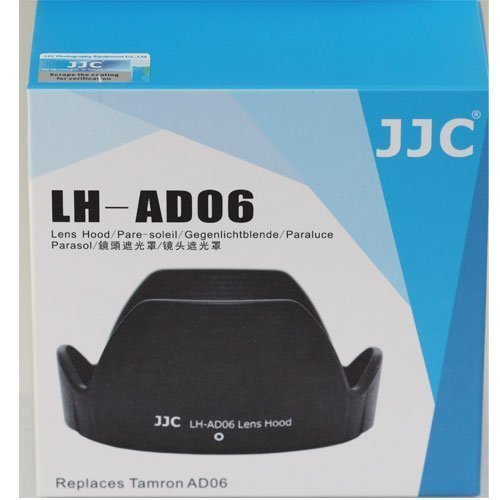 (JJC LH-AD06 Professional Hard Lens Hood for Tamron 18-200mm & 28-200mm Replaces Tamron A14 & A031)