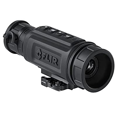 Flir R-Series RS64 1.1-9X Riflescope from Green Supply