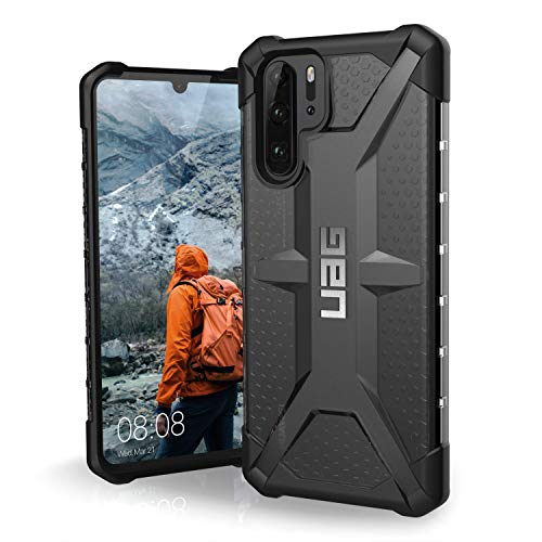 URBAN ARMOR GEAR UAG Huawei P30 Pro [6.47-inch Screen] Plasma Feather-Light Rugged [Ash] Military Drop Tested Phone Case