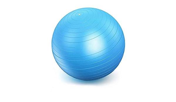 SPFAZJ Balón de Gimnasia rítmica -Azul claro 45cm: Amazon.es ...