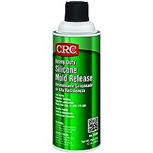 CRC Heavy Duty Silicone Mold Release, 12 oz Aerosol Can, Clear