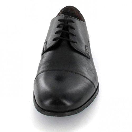Bugatti Businessschuh , Farbe: schwarz
