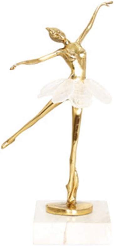 ZXF Adornos De Escritorio Creativa De Ballet Elegante Casa ...