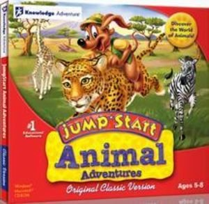 JUMPSTART ANIMAL ADVENTURES (WIN