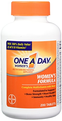One-A-Day Women's Formula, 200 Tablets ( Pack of - Formule 1 Shop