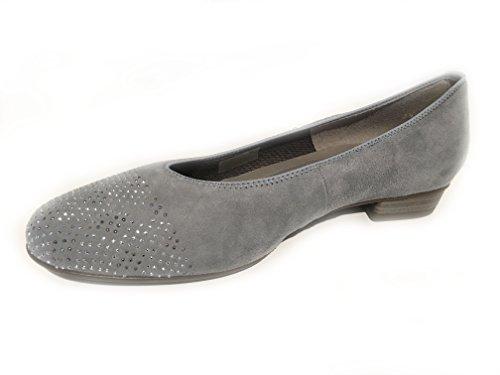 Ara 33742-05 Size 8.5 US Grey