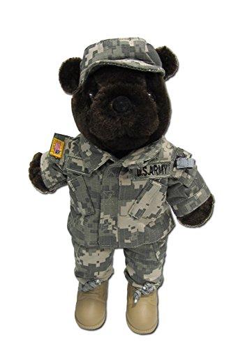 Army Teddy Bears - Stuffed 10