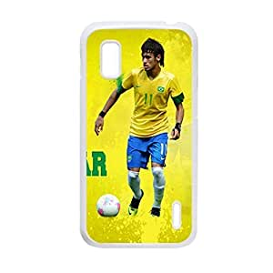 Generic Printing Neymar Love Phone Case For Boy For Lg Google Nexus 4 Choose Design 4