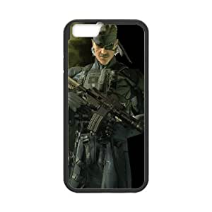 Metal Gear Solid 4 Guns of the Patriot iPhone 6 Plus 5.5 Inch Cell Phone Case Black Customized gadgets z0p0z8-3632954