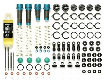 Tamiya DF03 Alum Oil Damper Set (Oil Damper Set)