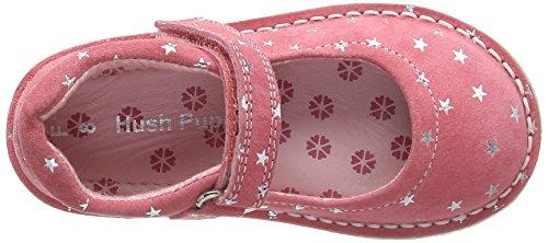 Hush Puppies Mondeo, Mädchen Mary Jane Halbschuhe Pink (Pink)