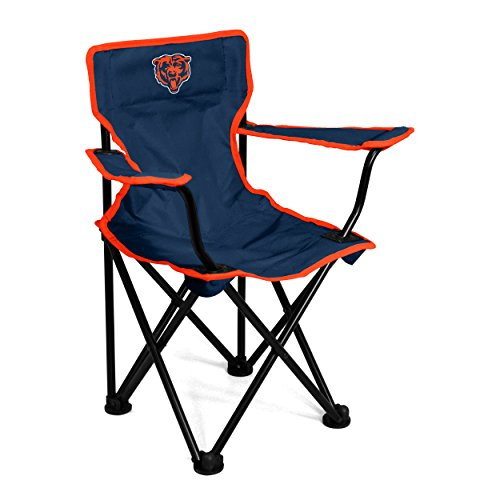 Logo Brands NFL Chicago Bears Toddler Chair, One Size, Navy