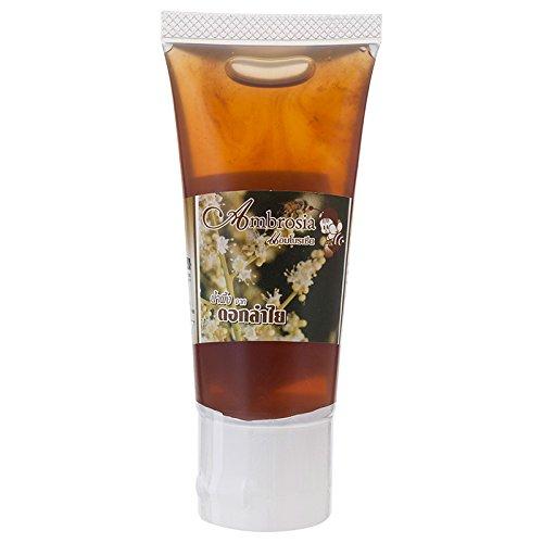 Ambrosia, Longan Blossom Honey, 60 g (Pack of 2 units) (Ambrosia Flowers)
