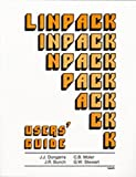 img - for LINPACK Users' Guide book / textbook / text book