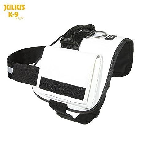 Julius-k9 arnés para Perros de Terapia con sidebags: Amazon.es ...