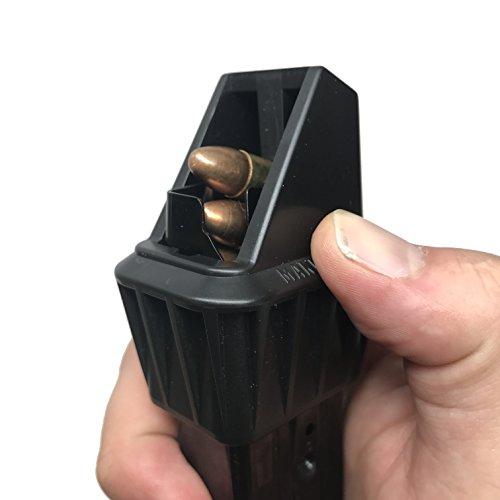MAKERSHOT Custom 9mm Caliber Magazine Speedloader (Walther PPX)