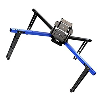 P Prettyia 550mm Racing Drone Frame F550 Kit De Bastidor Básico De ...