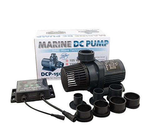 Jebao DCP Sine Wave Water Return Pump (DCP-15000)
