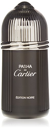 - Cartier Pasha de Cartier Edition Noire Eau de Toilette Spray 50ml