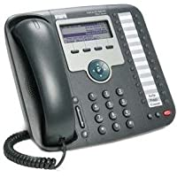 Cisco 7931G Unified IP Phone - Graphical Display, Speakerphone, PoE, Requires Cisco Call Manager
