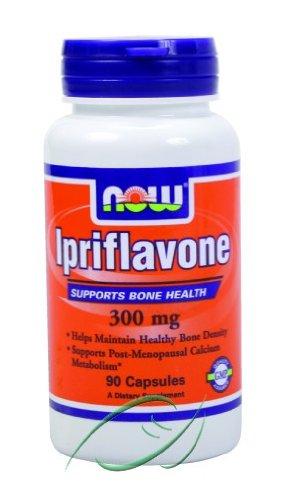 Ipriflavone, 90 capsules, 300 mg, à partir de maintenant