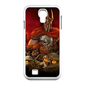 Overlord Dark Legend Samsung Galaxy S4 9500 Cell Phone Case Whitepxf005-3744190