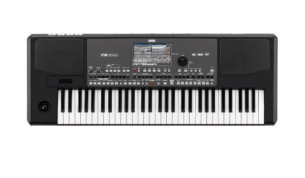 Korg PA600 piano digital - Teclado electrónico: Amazon.es: Instrumentos musicales