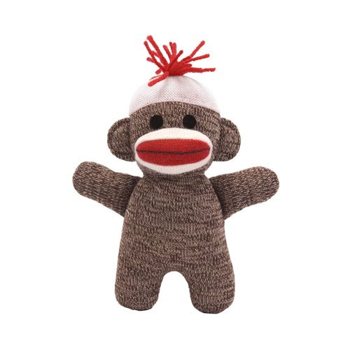 Brown Monkey (Sock Monkey Baby - Brown)