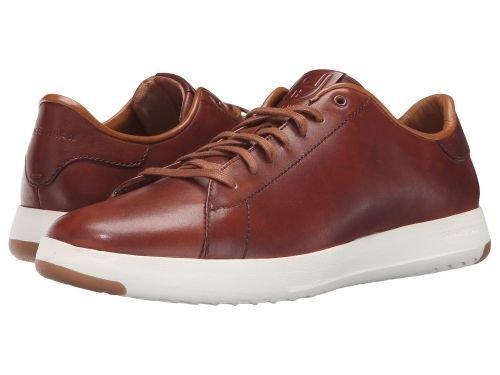 Cole Haan(コールハーン) メンズ 男性用 シューズ 靴 スニーカー 運動靴 GrandPro Tennis Handstain Sneaker - Woodbury [並行輸入品] B07BL5J9QV