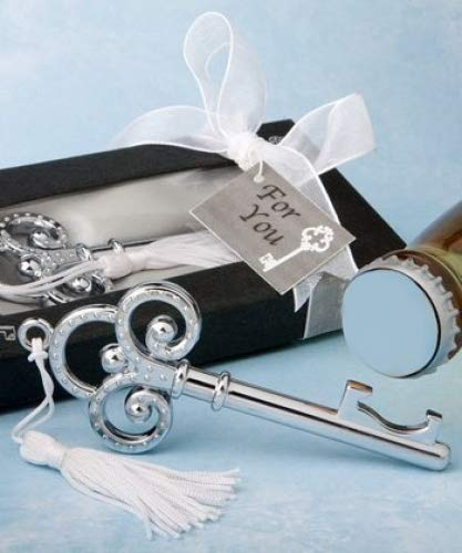 Key To My Heart Collection Key Design Bottle Opener, 40