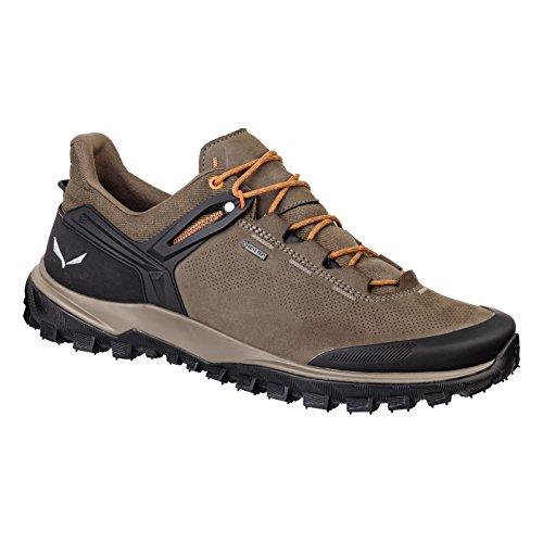 Homme Chaussures Wander Randonnée walnut Black Et Trekking Salewa Hiker De Gtx Ms O5qSz