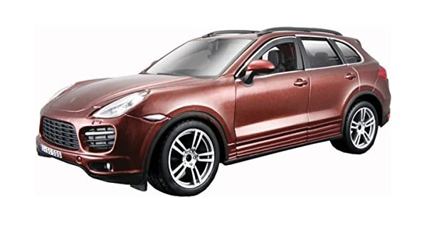Amazon.com: 1:24 Porsche Cayenne Turbo Highly Detailed Diecast Model Kit Toy Car For Kids: Clothing