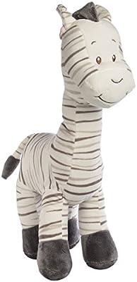 Amazon Com Gitzy 14 17 Large Zebra Stuffed Animal Safari Plush Toy