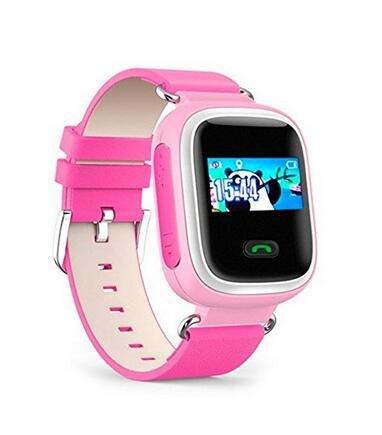 Kids GPS reloj inteligente Q60 reloj de pulsera SOS Llamada ...