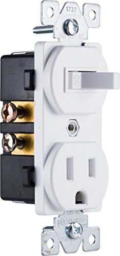 GE Switch Outlet Single 59797