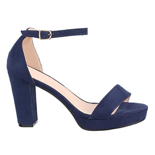 Mailand T Elara En Femme Blau Fermeture wq4U4xS
