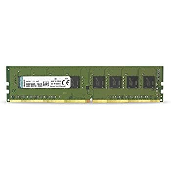 Kingston Technology KVR21N15S8/4 ValueRAM 4GB 2133MHz DDR4 Computer Internal Memory