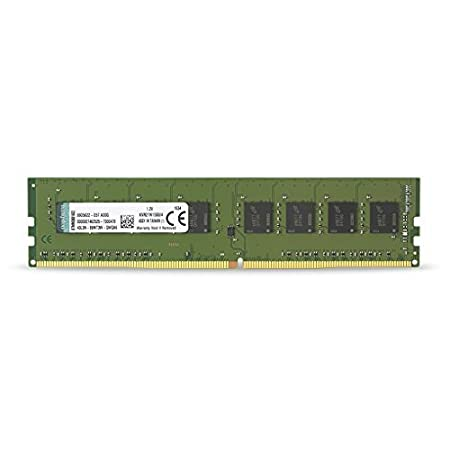 Kingston KVR21N15S8/4 - Memoria DDR4 SDRAM, 4 GB de RAM