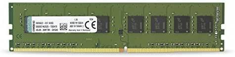 Kingston ValueRAM 4GB 288-Pin DDR4 SDRAM DDR4 2133 (PC4 17000) Desktop Memory Model KVR21N15S8/4