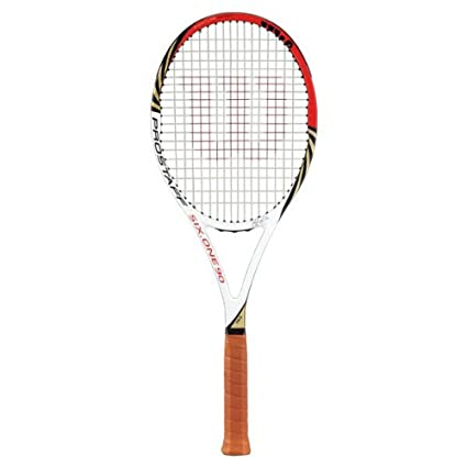 Amazon.com : Wilson 13 Pro Staff 90 Tennis Racquet-5 ...