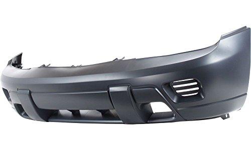 05 trailblazer bumper - 3