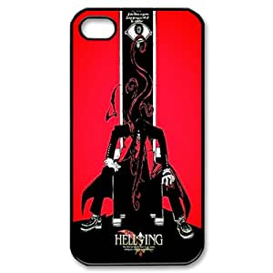 Hellsing Ultimate Hard back cover Case fit for Apple Iphone 4 4S